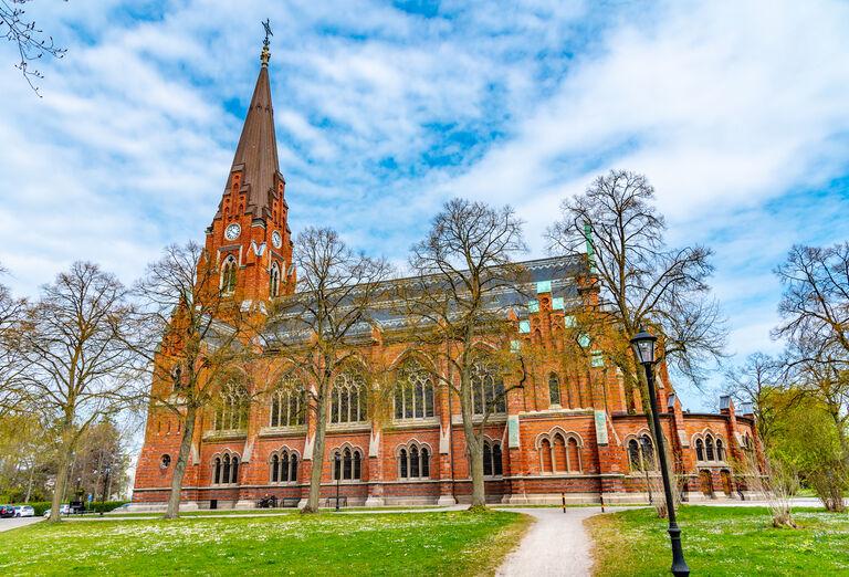 Atrakcie Veľký okruh Švédskom