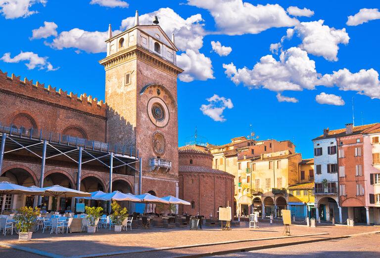 Atrakcie Miláno s výletom do Cremony a Mantovy