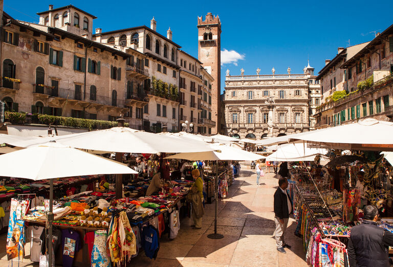 Atrakcie Krásy Benátska