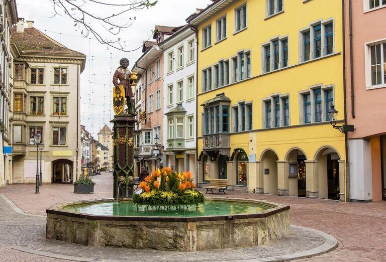 Veľký okruh Švajčiarskom, poznávací zájazd