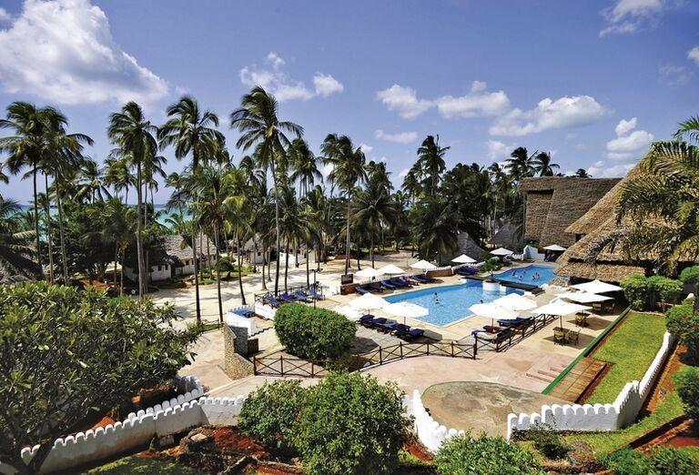 Hotel Diamonds Mapenzi Beach ****