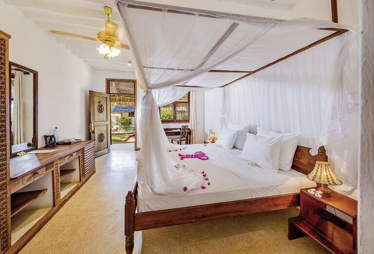 Ubytovanie Hotel Diamonds Mapenzi Beach ****