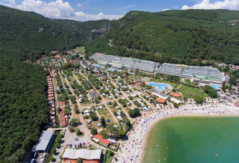 Pláž Hotel Mimosa / Lido Palace ****