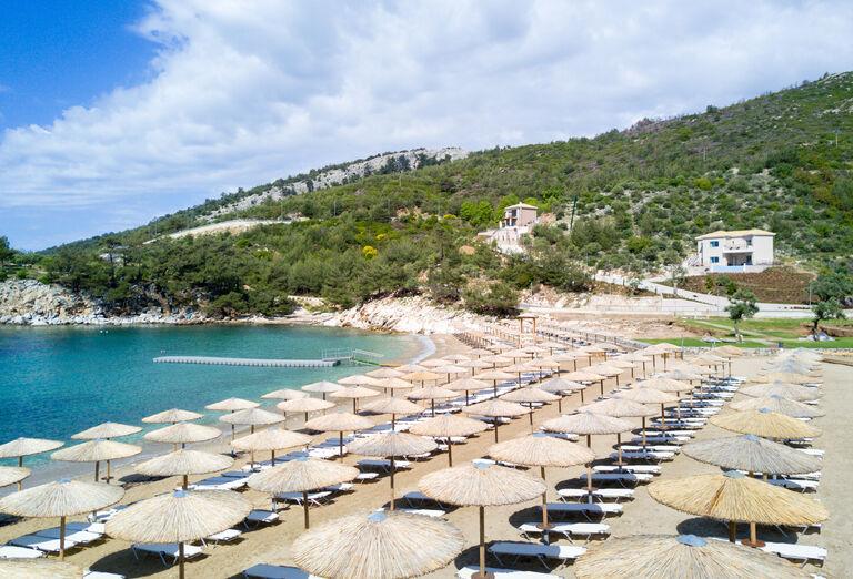 Pláž Hotel Thassos Grand Resort *****