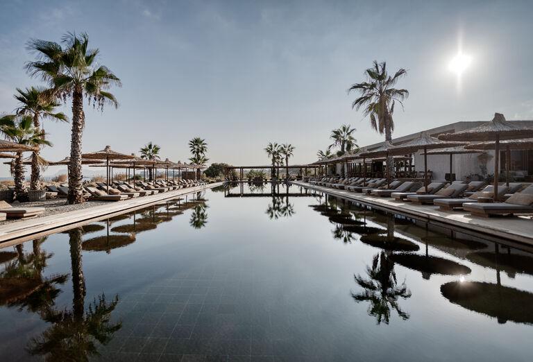 Vodný svet Hotel Domes Zeen Chania *****