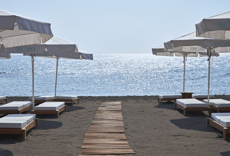 Pláž Hotel Nikki Beach Resort & Spa *****