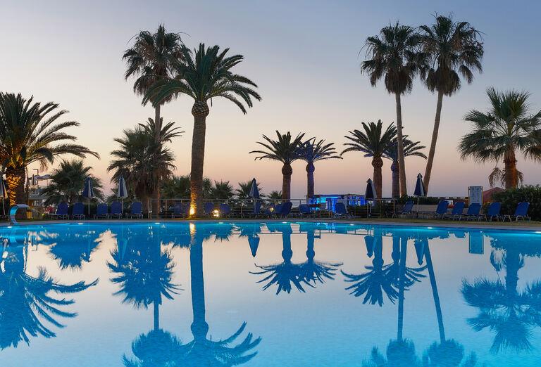 Vodný svet Hotel Sirens Beach ****+