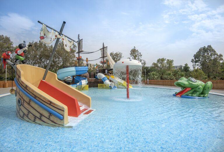 Vodný svet Hotel Caravia Beach ****+