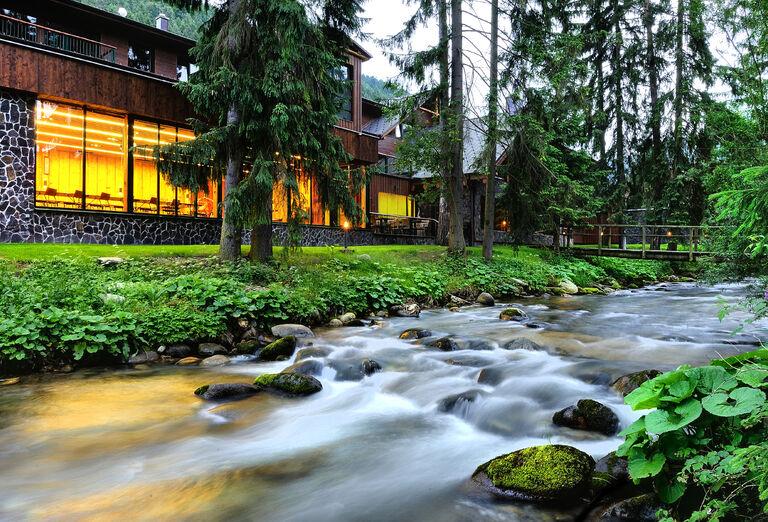 Hotel Tri Studničky, Demänovská dolina