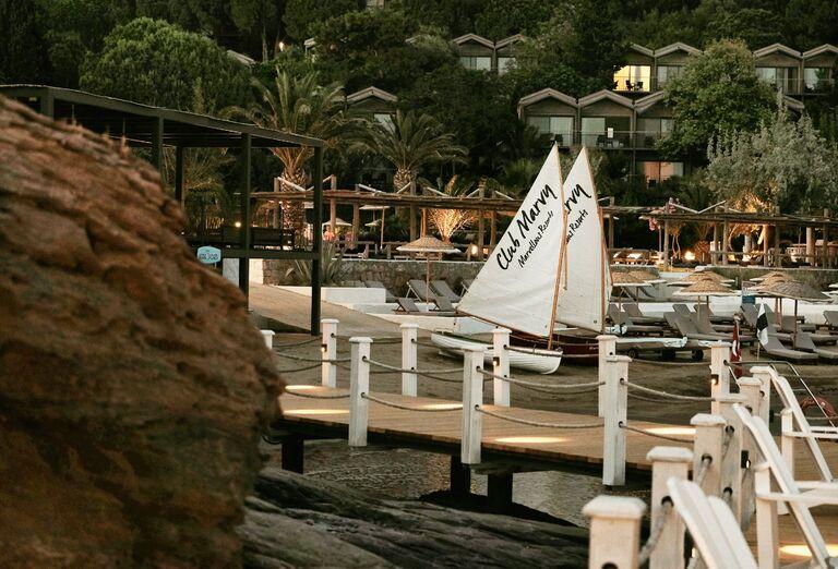 Pláž Hotel Club Marvy *****+