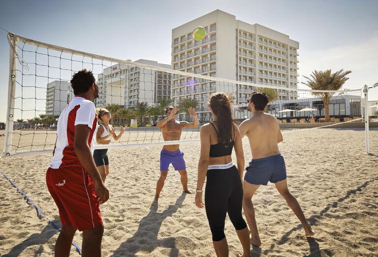 Pláž Hotel RIU Dubai ****+