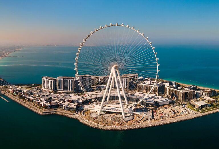 Atrakcie Dubaj - svetová výstava EXPO