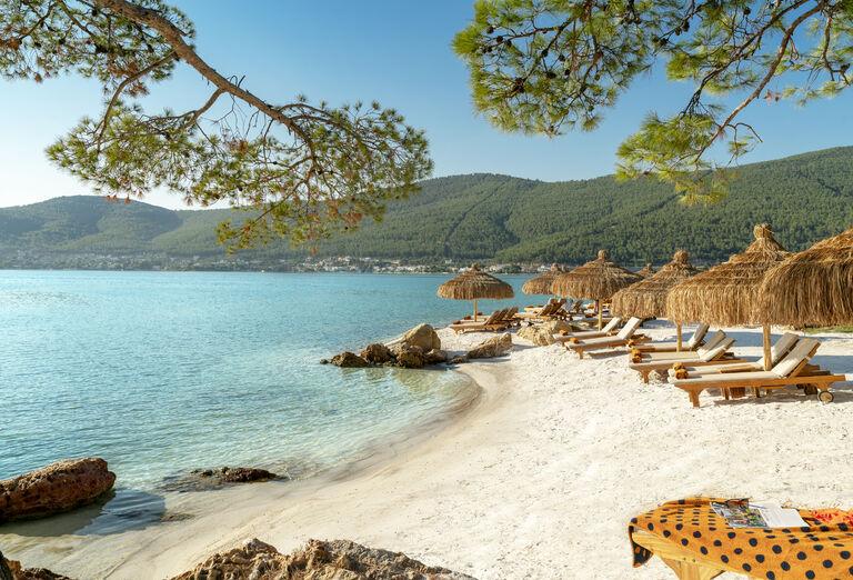 Pláž Hotel Lujo Bodrum *****+