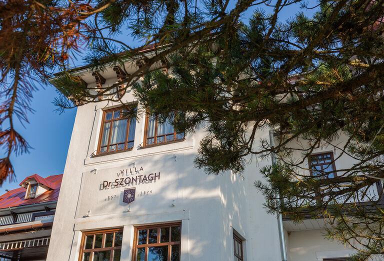 Tatry plné akčných zážitkov na 7 nocí - Villa Dr. SZONTAGH ****