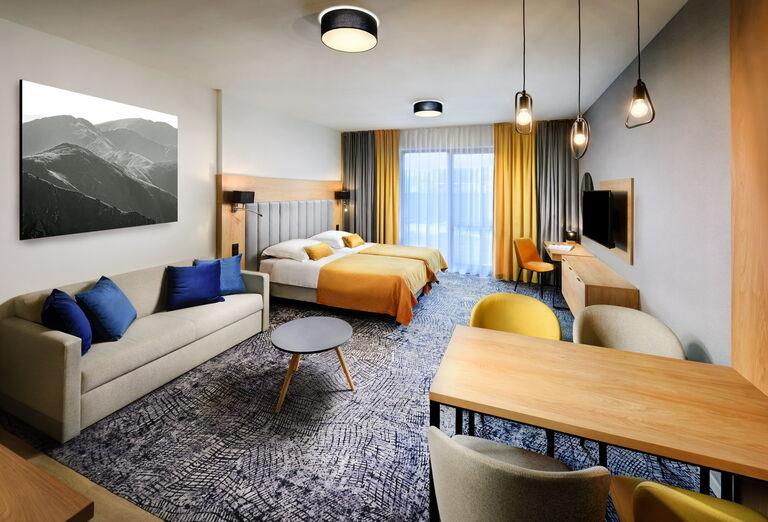 Ubytovanie Akvamarín hotel ****
