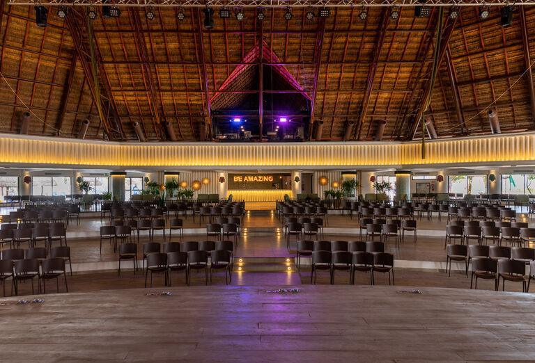 Hotel Grand Bahia Principe Tulum - sála