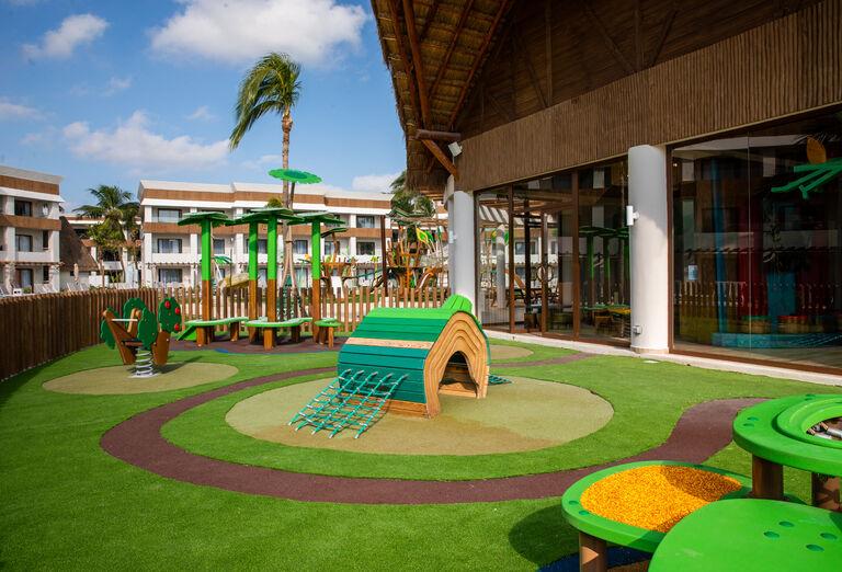 Hotel Grand Bahia Principe Tulum - detské ihrisko