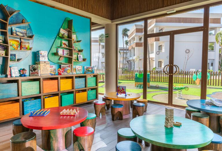 Hotel Grand Bahia Principe Tulum - detský kútik