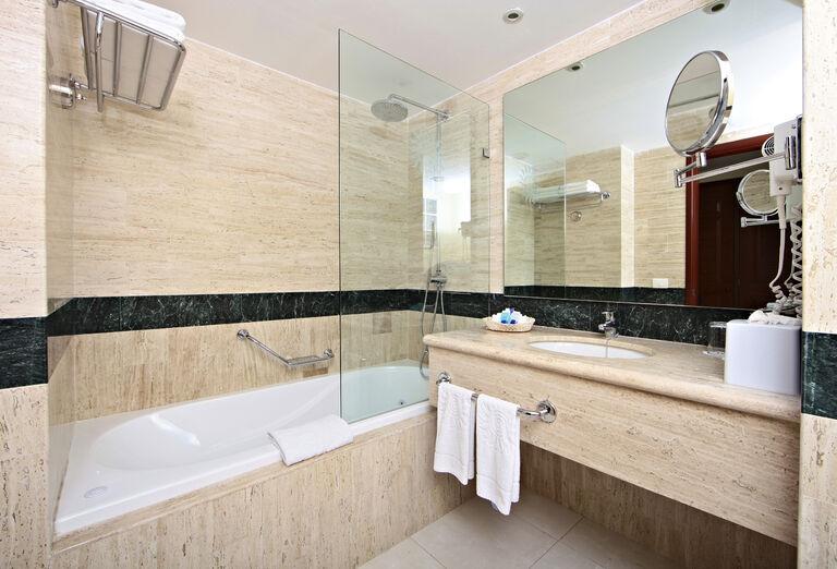 Hotel Grand Bahia Principe Tulum - kúpeľňa