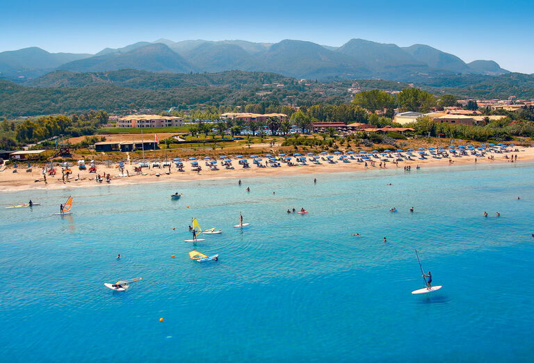 Pláž Hotel Grecotel Costa Botanica (ex Gelina Village) *****