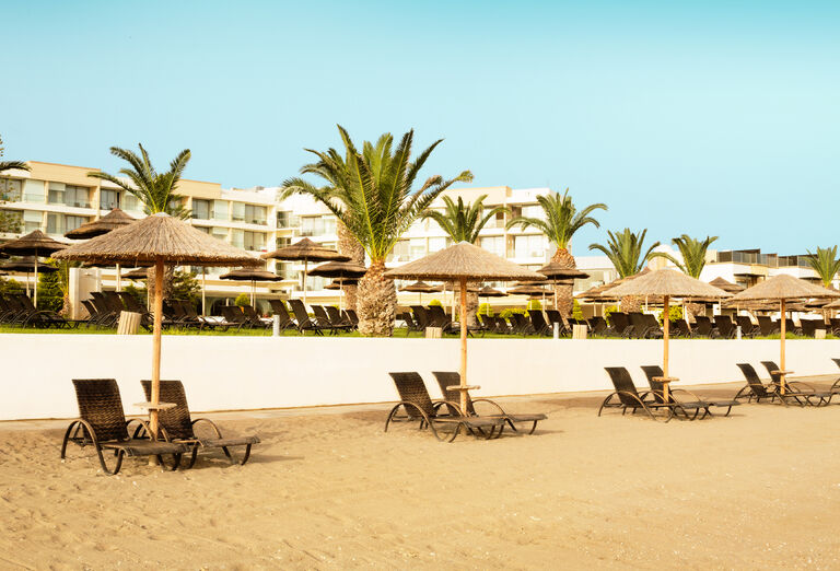 Pláž Hotel The Ixian Grand & Ixian All Suites *****