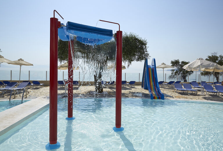 Vodný svet Hotel Marbella Corfu *****