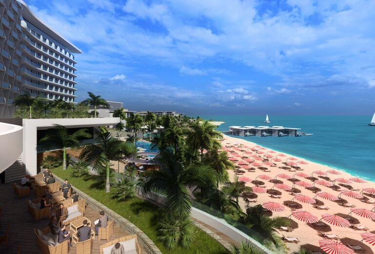 Hotel Hampton by Hilton Marjan Island ****