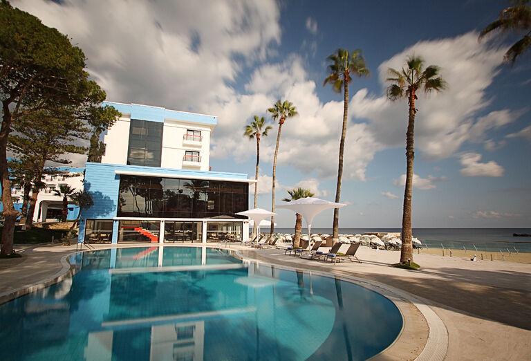 Vodný svet Hotel Arkin Palm Beach ****