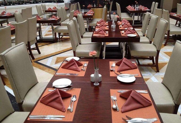 Ostatné Hotel Holiday Inn Bur Dubai - Embassy District ****