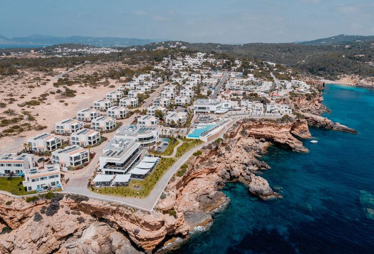 Hotelový Rezort 7Pines Kempinski Ibiza *****