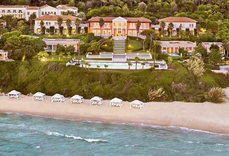 Hotel Grecotel Mandola Rosa Suites & Villas *****