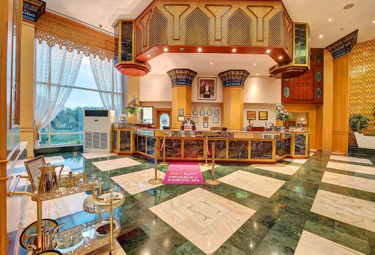 Hotel Crowne Plaza Resort Salalah *****