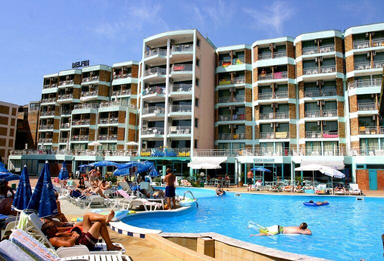 Hotel Sirena Delfin ***