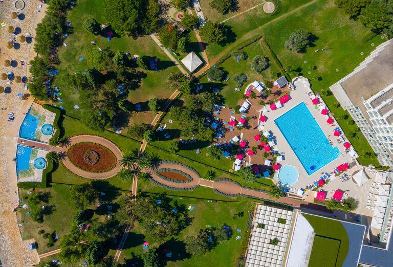 Vodný svet Hotel Materada Plava Laguna ***+
