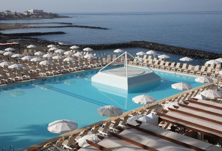 Vodný svet Hotel Iberostar Bouganville Playa ****