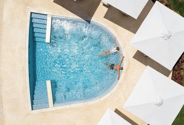 Vodný svet Hotel Ikos Dassia *****