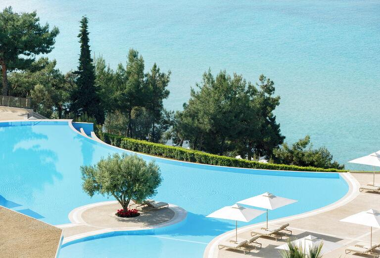 Vodný svet Hotel Ikos Oceania ******