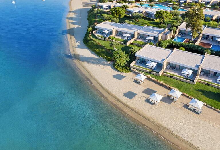 Pláž Hotel Ikos Olivia *****
