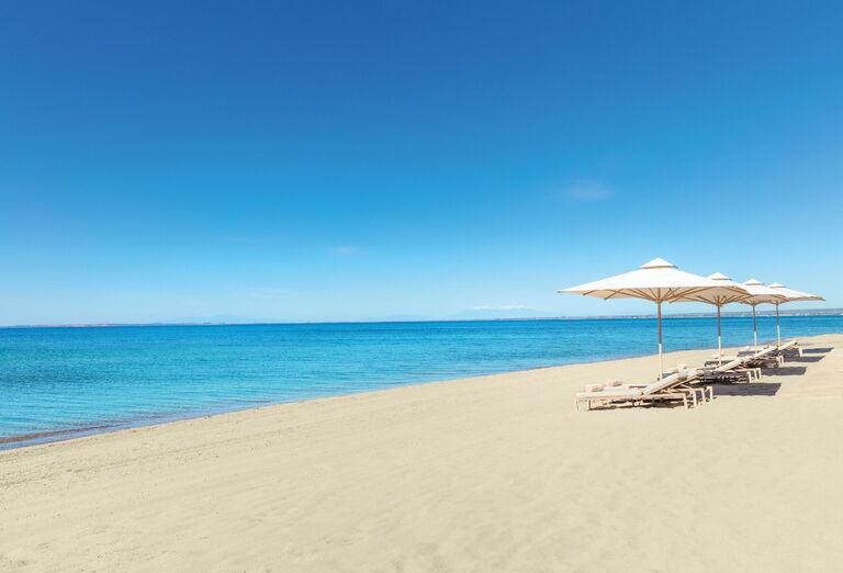 Pláž Hotel Ikos Oceania ******
