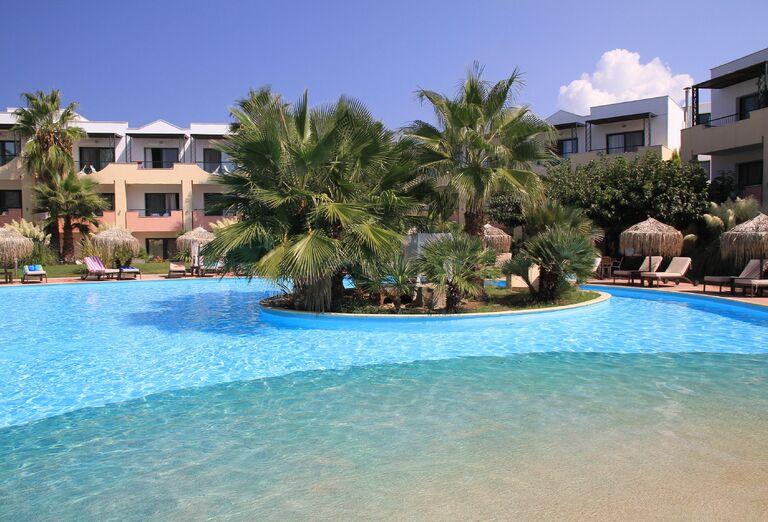Vodný svet Hotel Ilio Mare *****
