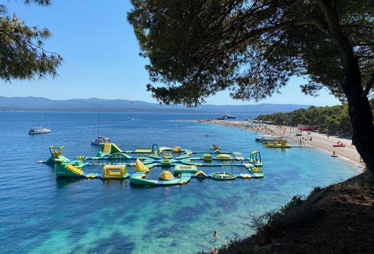 Vodný svet Bretanide Sport & wellness resort *****