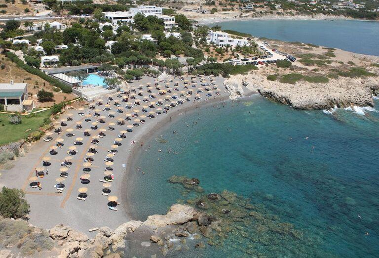 Pláž Hotel Kakkos Bay ****