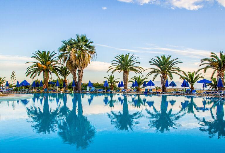 Vodný svet Hotel Grecotel Costa Botanica (ex Gelina Village) *****