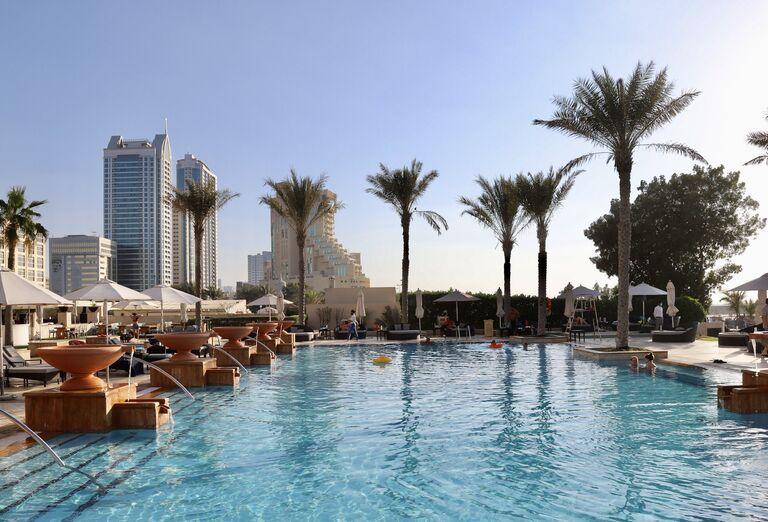 Vodný svet Hotel Ajman Saray, A Luxury Collection Resort *****