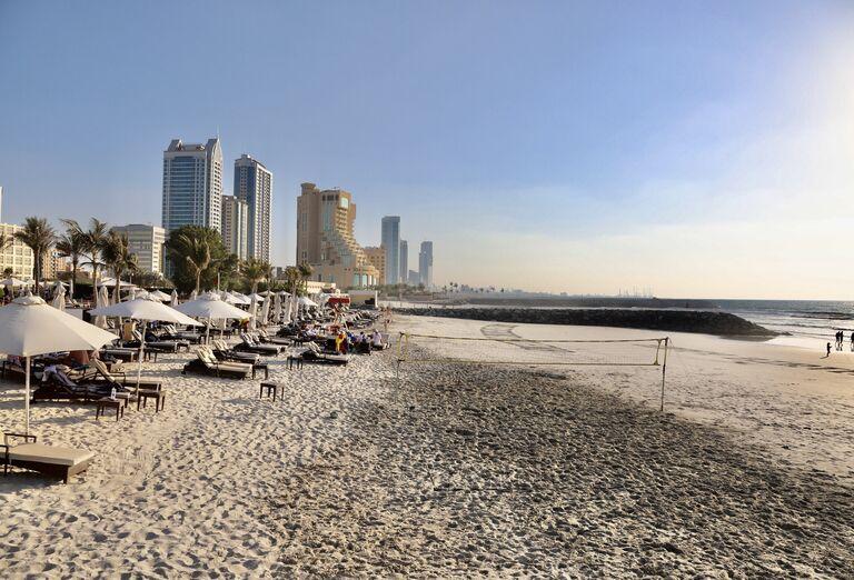 Pláž Hotel Ajman Saray, A Luxury Collection Resort *****