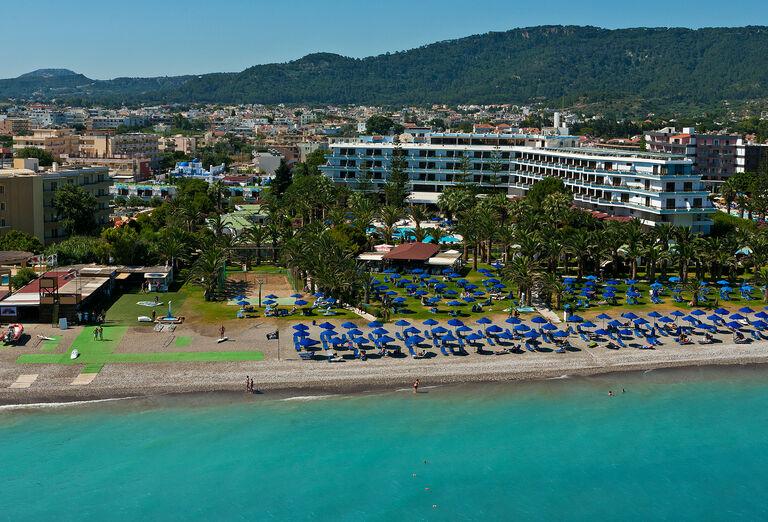 Pláž Hotel Blue Horizon ****