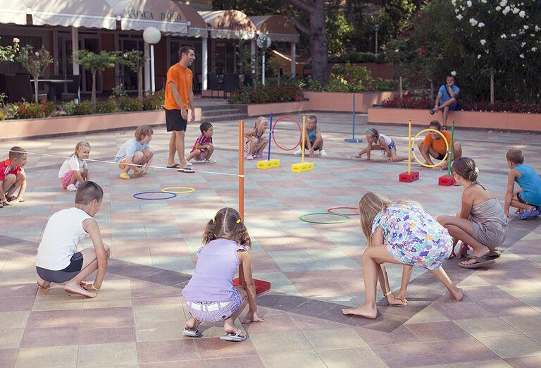 Hotel Narcis - aktivity pre deti