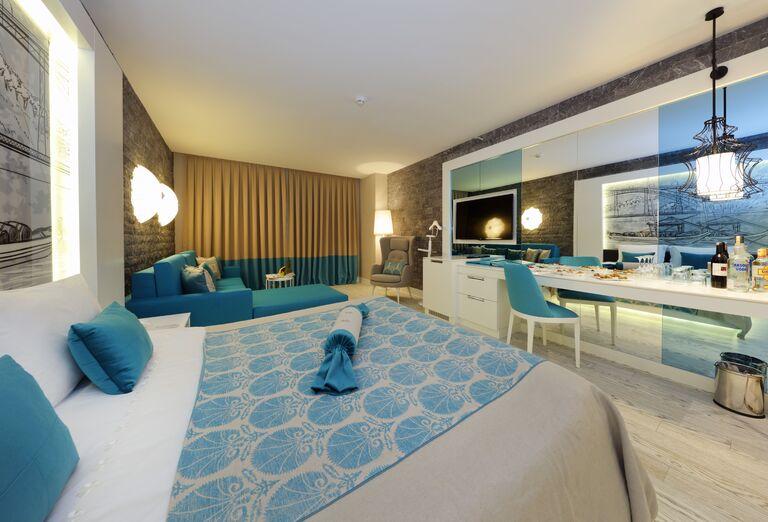 Ubytovanie Hotel Sueno Deluxe Belek *****