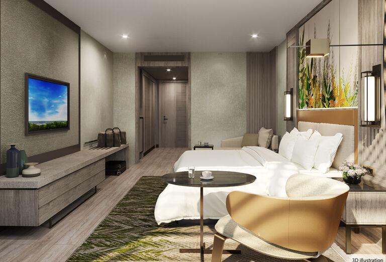 Ubytovanie Hotel NG Phaselis Bay *****
