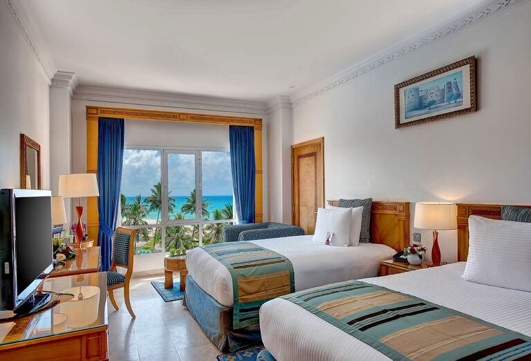 Ubytovanie Hotel Crowne Plaza Resort Salalah *****